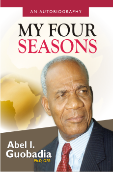 COVER GUOBADIA FOUR SEASON