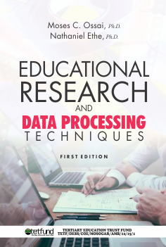 cover - Educational Research and Data Processing Techniques final
