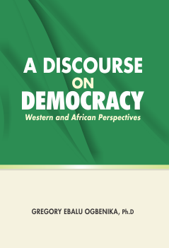 cover - a discourse on democracy