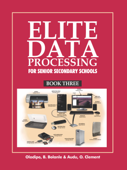 cover - elite data processing book three