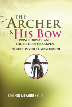 cover - the archer and the bow final