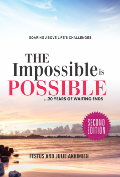 cover - the impossible is possible revised edition